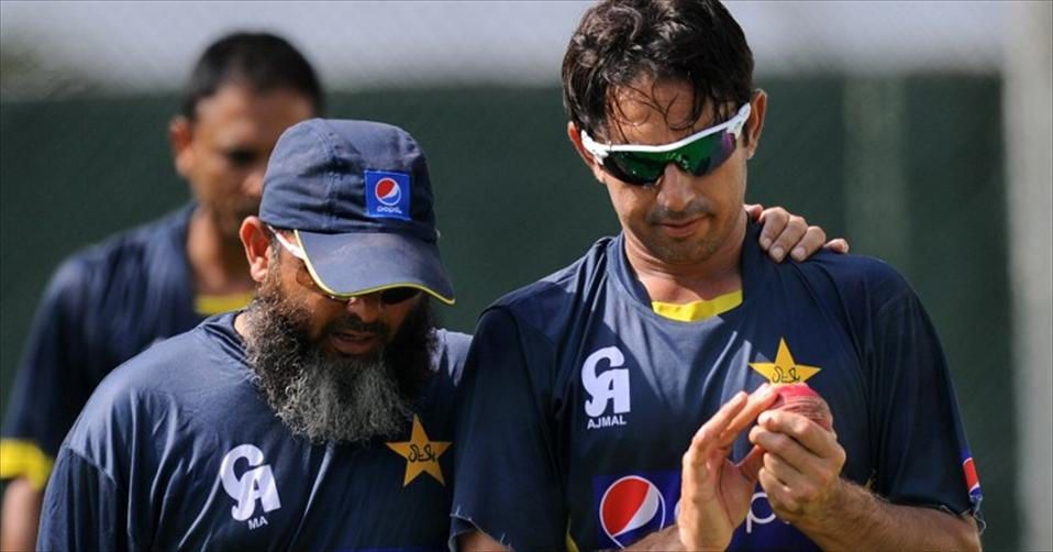 Pakistan name Test Squad for Lanka Series